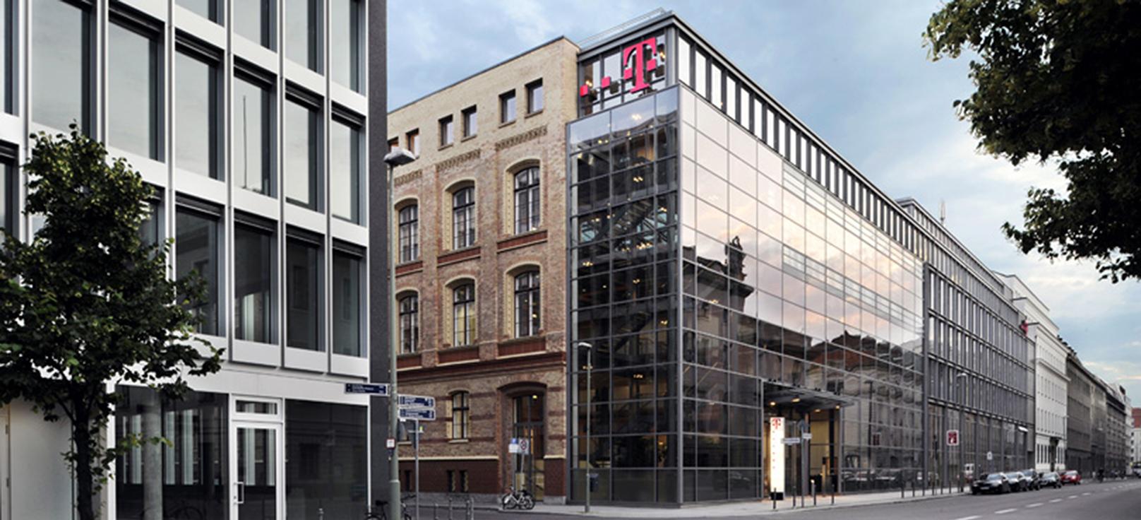 DieHauptstadtrepräsentanz der Deutschen Telekom