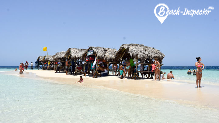 Cayo Arena: Mini-Sandbank mit perfekten Schnorchel-Bedingungen