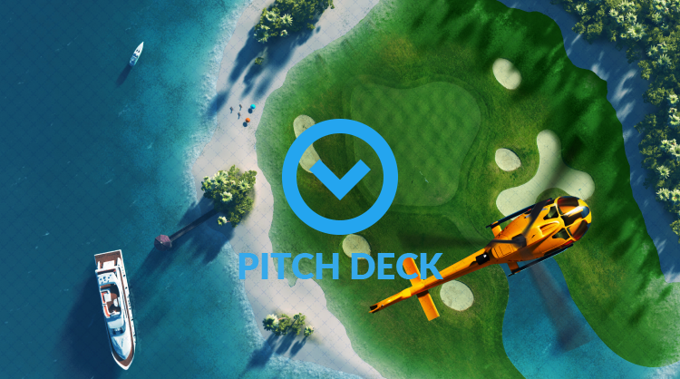 Pitch Deck of golf4you