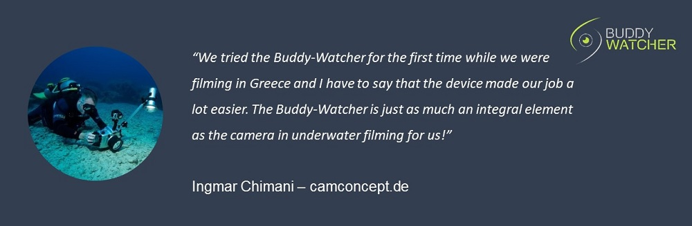 Buddy-Watcher Testimonial Chimani