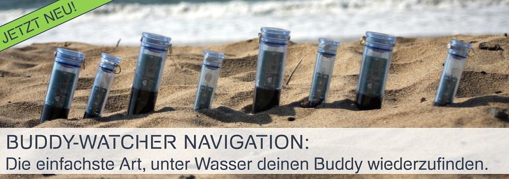 Buddy-Watcher Navigation