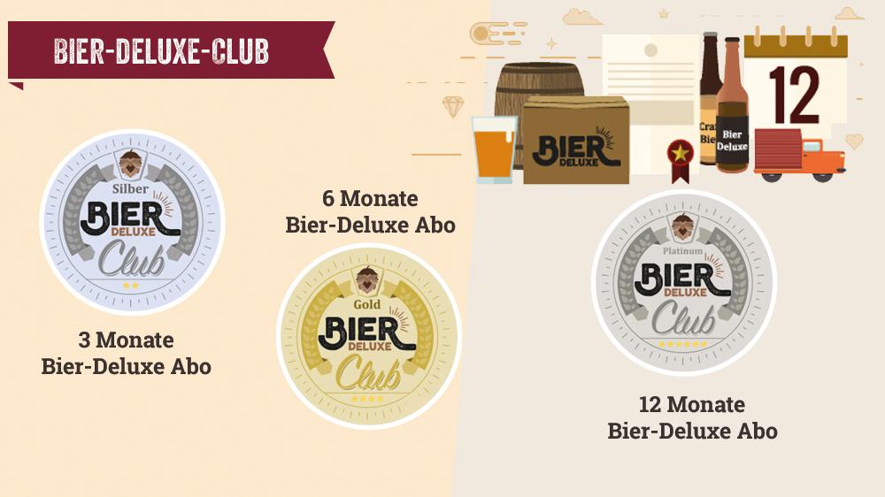 Der Bier-Deluxe-Club