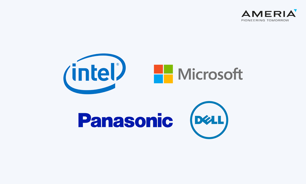Logos technology partners
