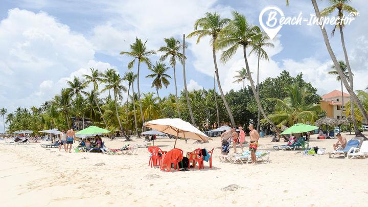 Qualität statt Quantität an der Playa Dominicus