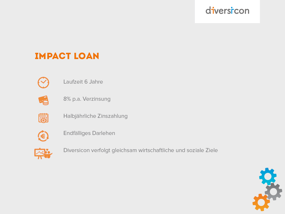 Impact Loan Konditionen