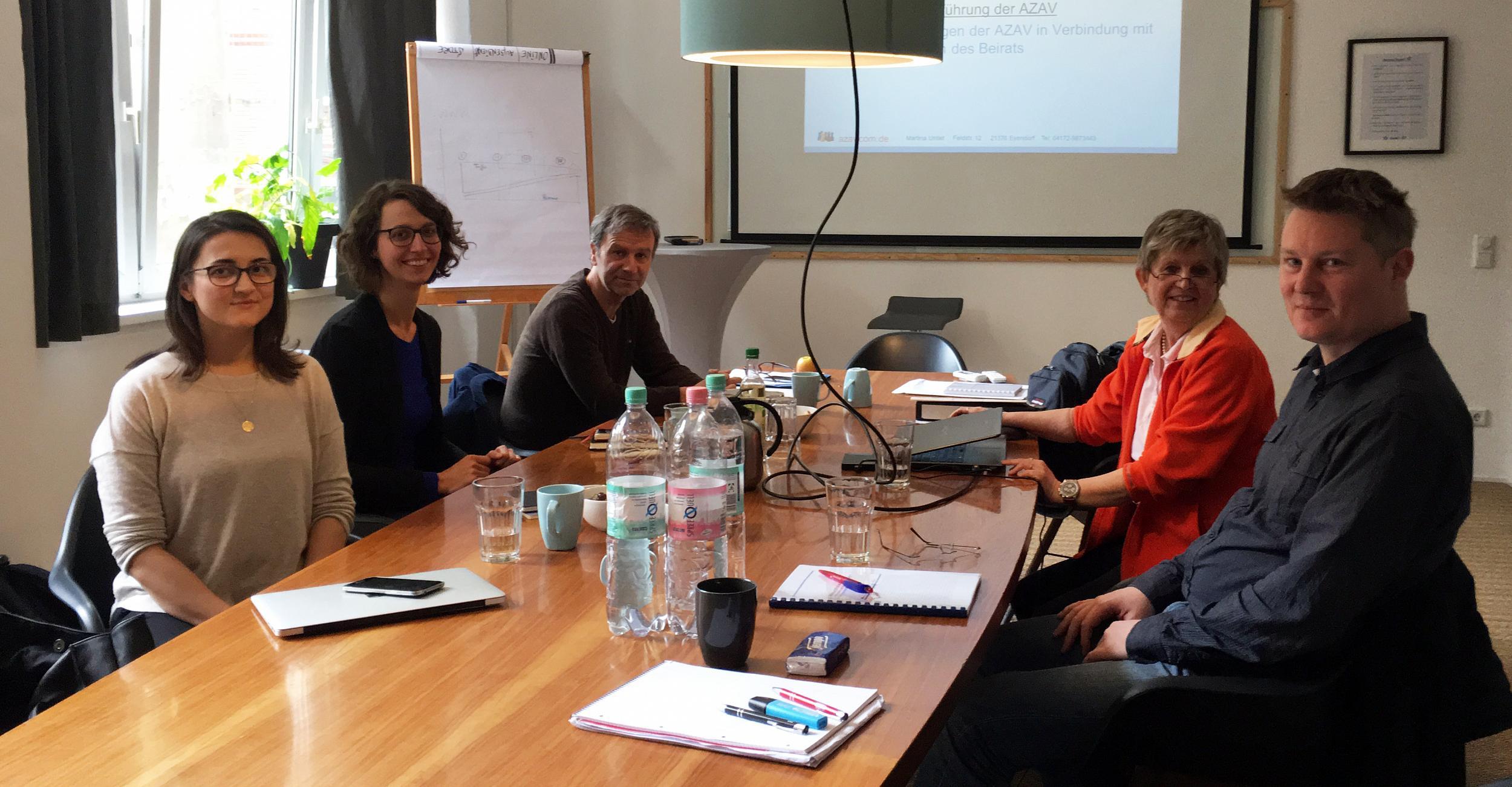 Team Diversicon beim Workshop