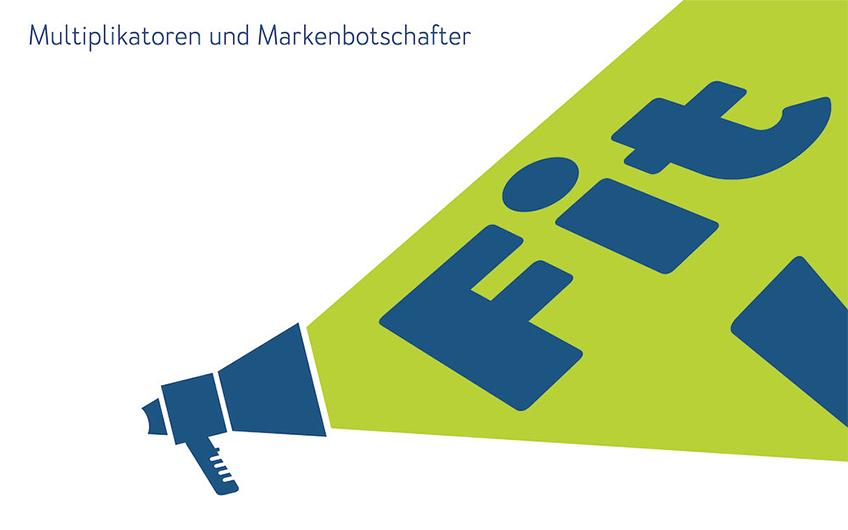FitW - Multiplikatoren und Markenbotschafter