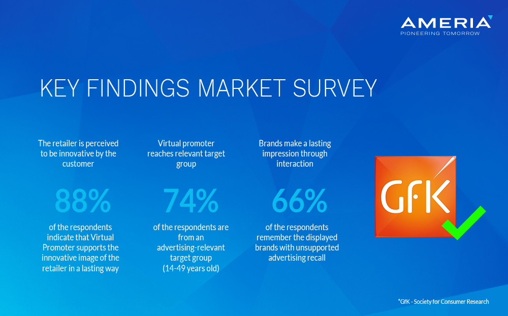 AMERIA - Key findings market survey