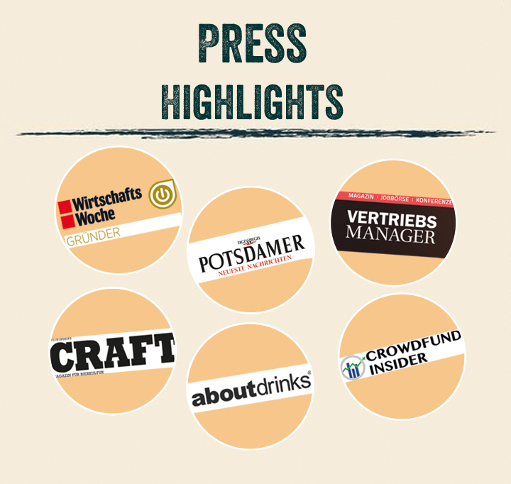 Bier-Deluxe Press Highlights