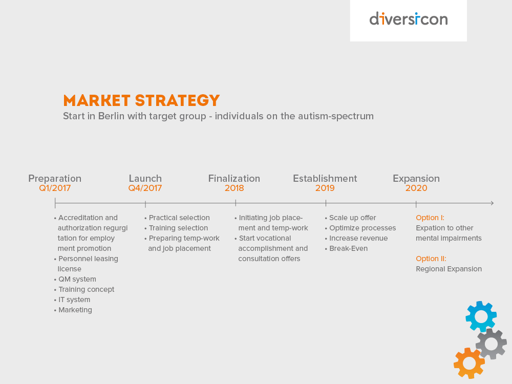 market entry strategy