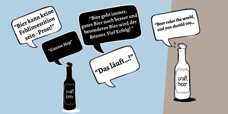 Companisten-Kommentare bei Bier-Deluxe-Investment