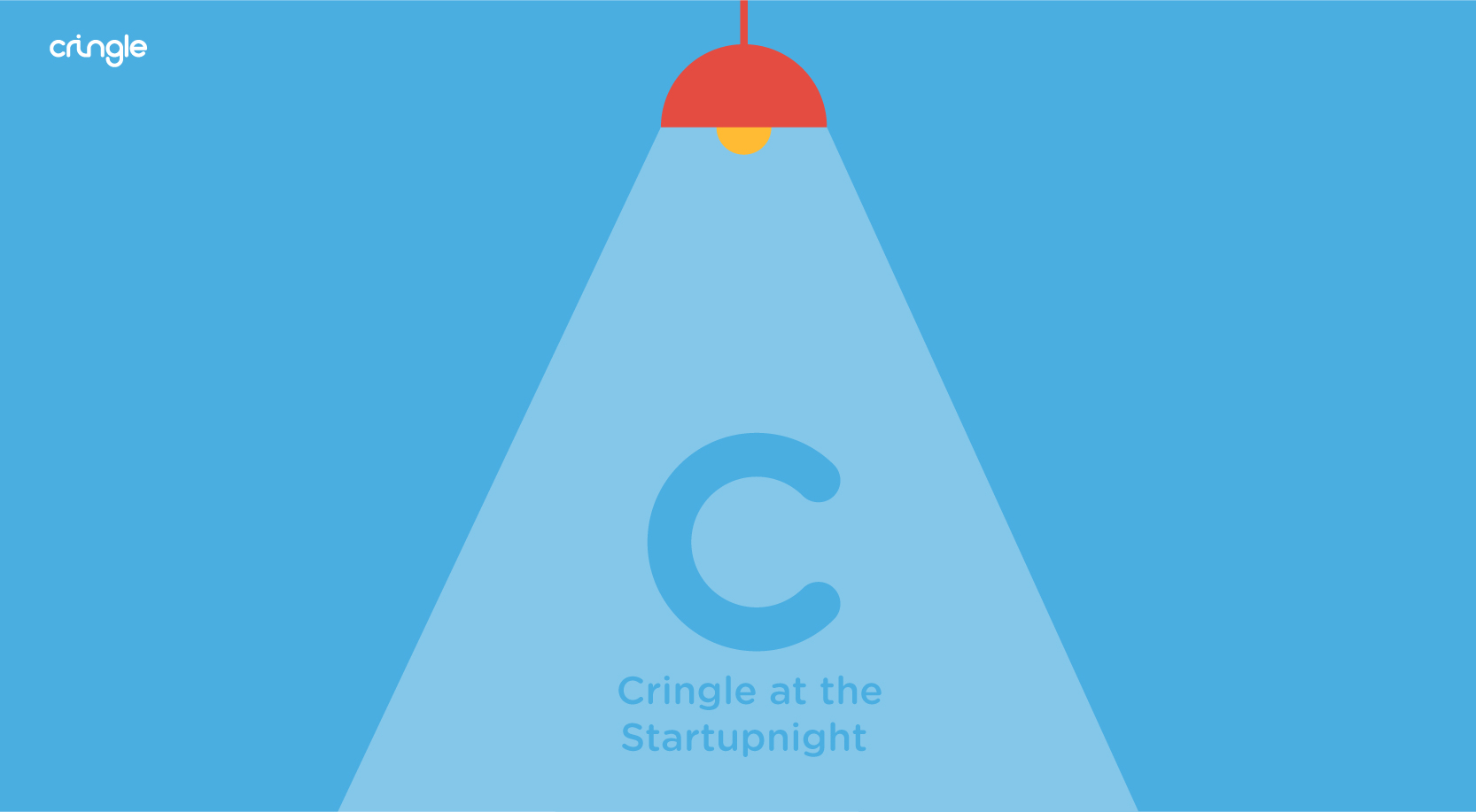 Cringle at the Startupnight