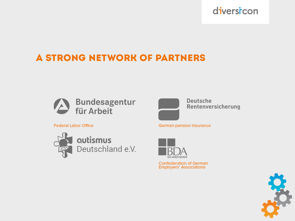 strong network of partners