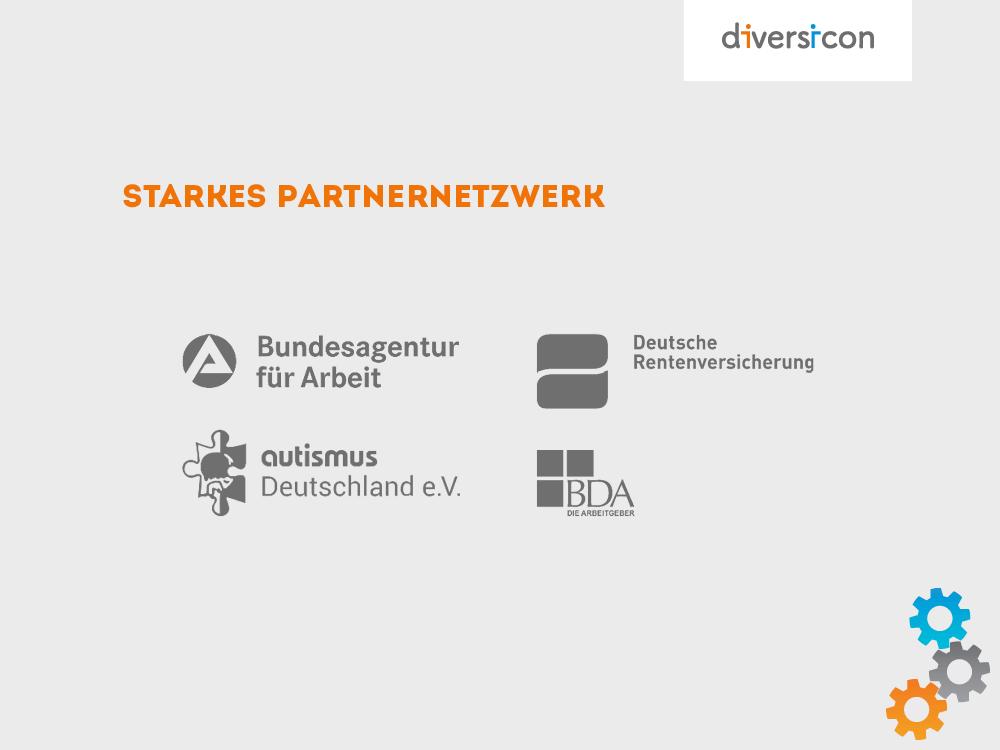 Starkes Partnernetzwerk