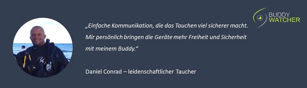 Buddy-Watcher Testimonial Conrad