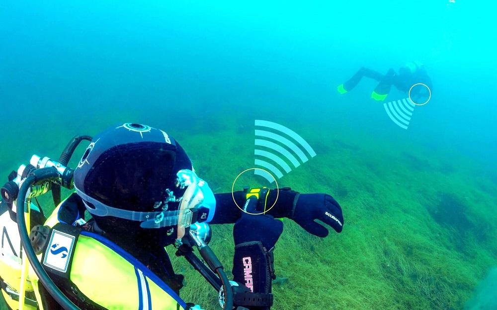 Buddy-Watcher - Unterwasser