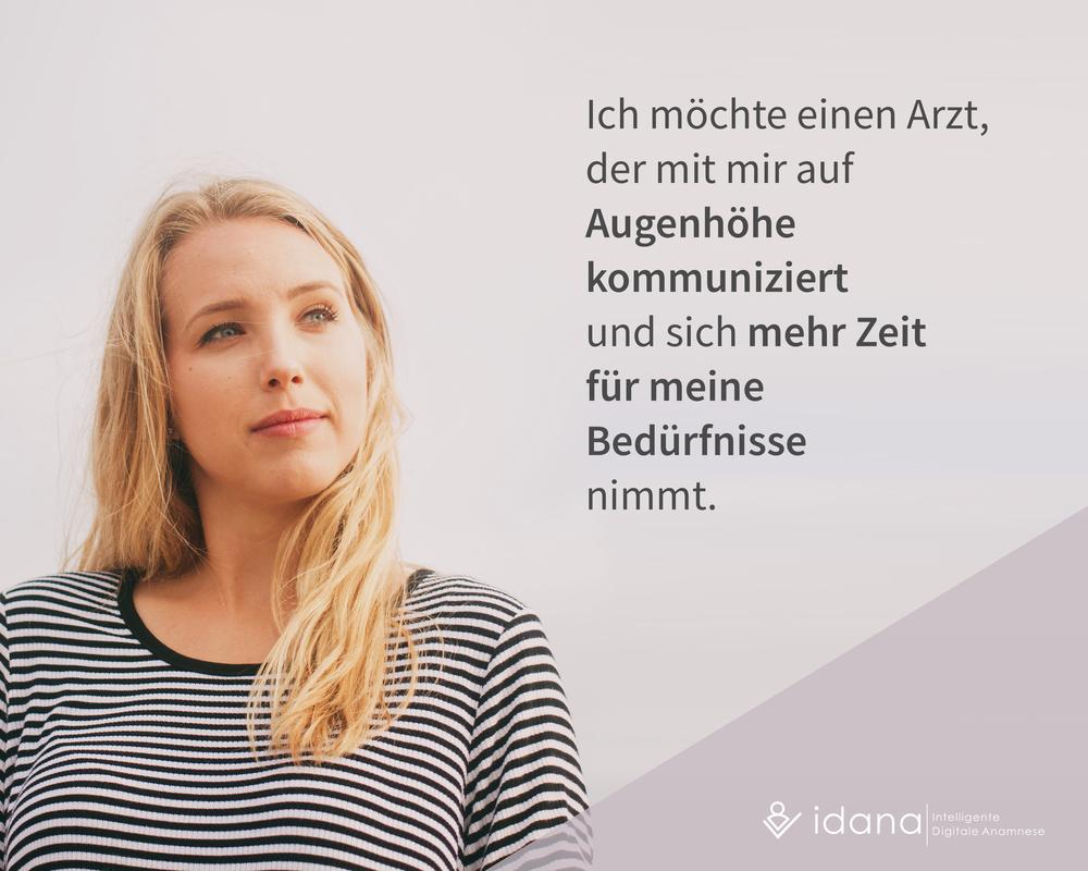 Idana - Patientenwunsch