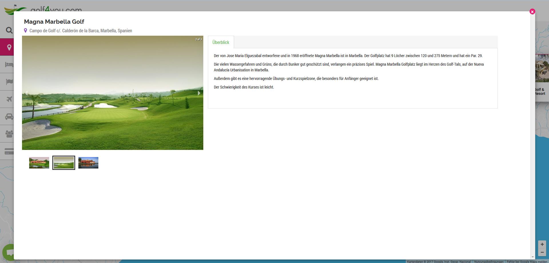 golf4you Details
