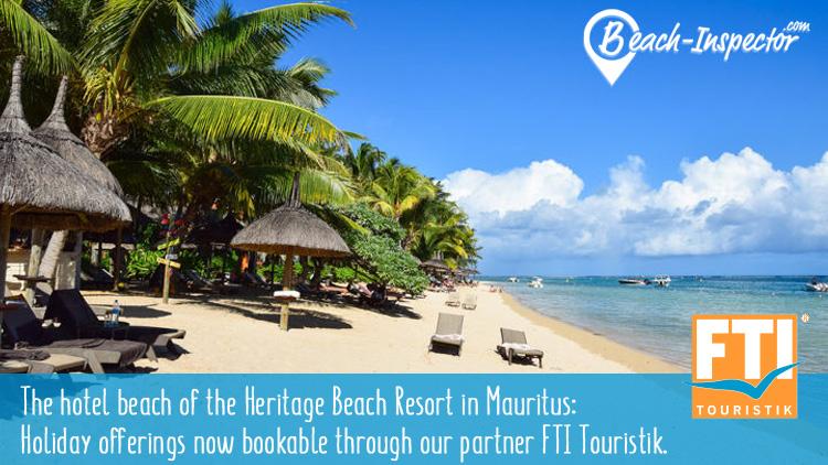 Heritgae Beach Resort Mauritius_ Beach Inspector