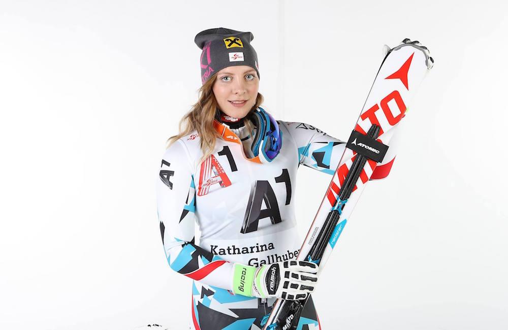 Katharina Gallhuber, Weltcup-Skirennläuferin