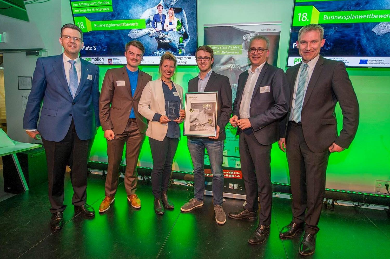 Wettbewerb promotion Nordhessen