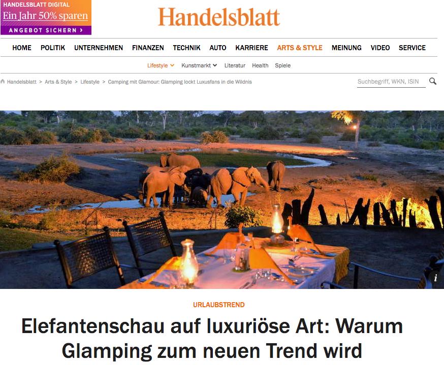 itravel - Handelsblatt