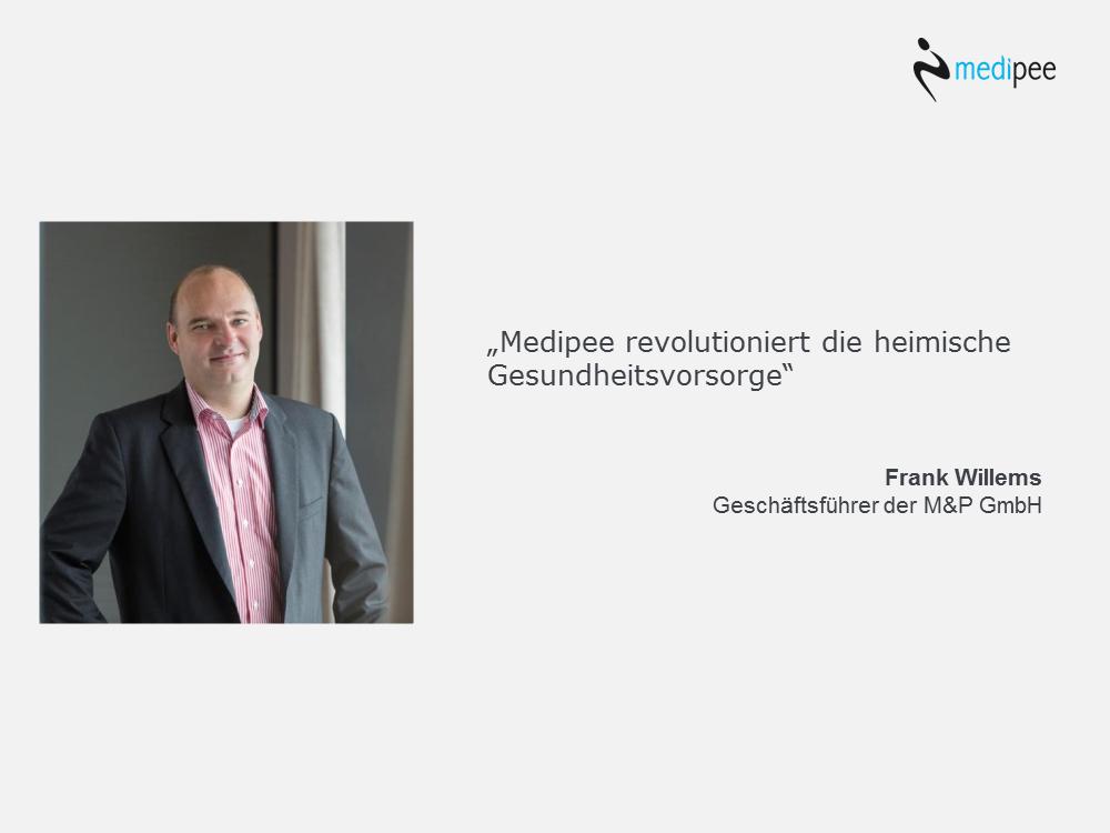 Medipee - Frank Willems
