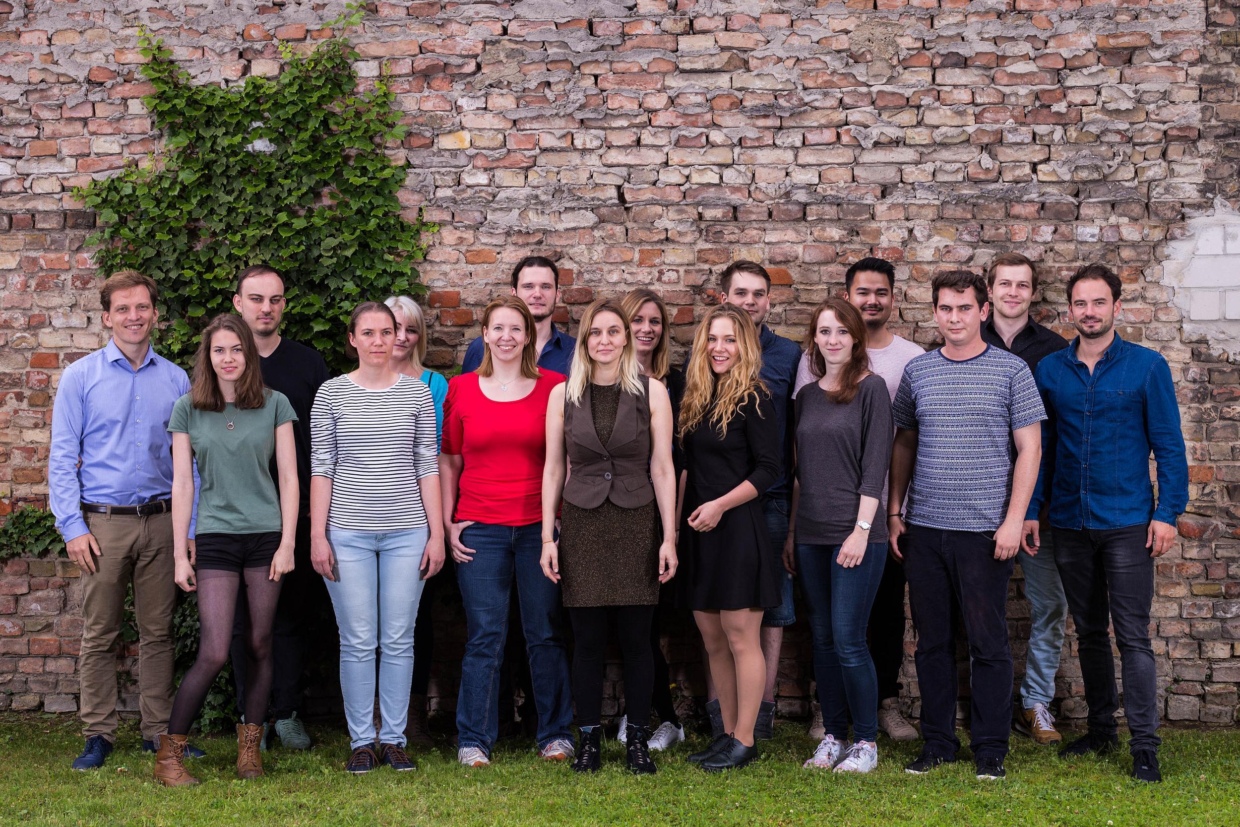 The team of MeineSpielzeugkiste