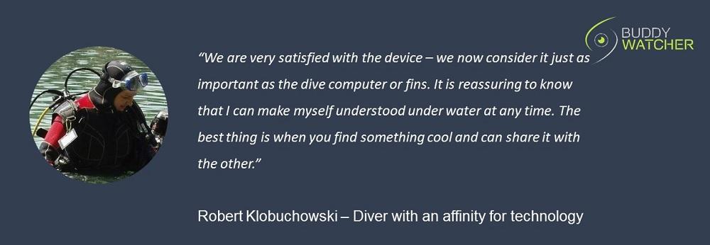 Buddy-Watcher Testimonial Klobuchowski