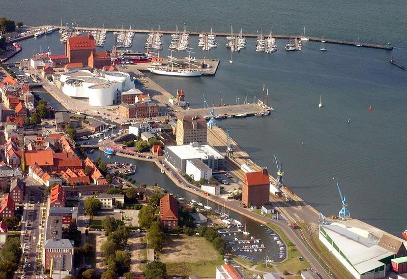 ASE - Schienengüterverkehr maritim
