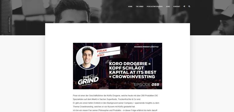 KoRo - Presseclippings 3