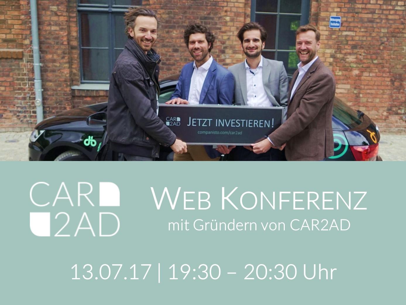 Nehmen Sie an unserer Webkonferenz teil!