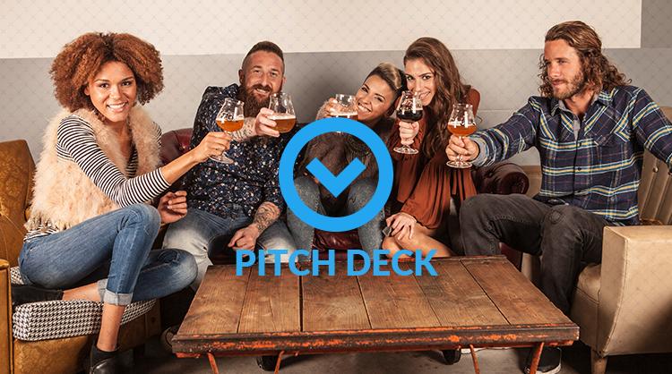 Zum Pitch Deck von Bier-Deluxe