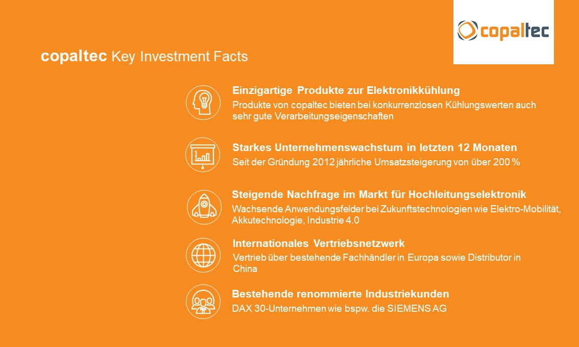 Key Investment Facts