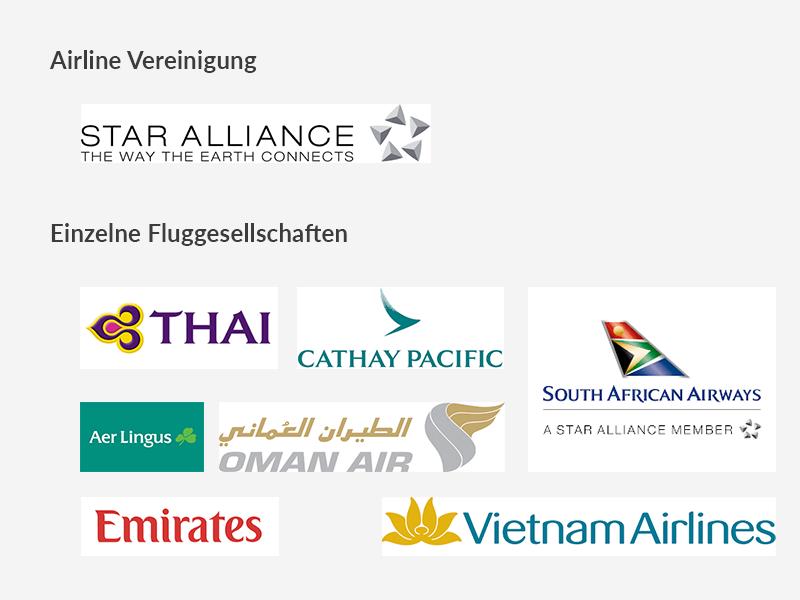 itravel - neue Airlines