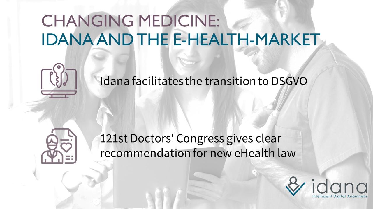 Idana - Changing Medicine