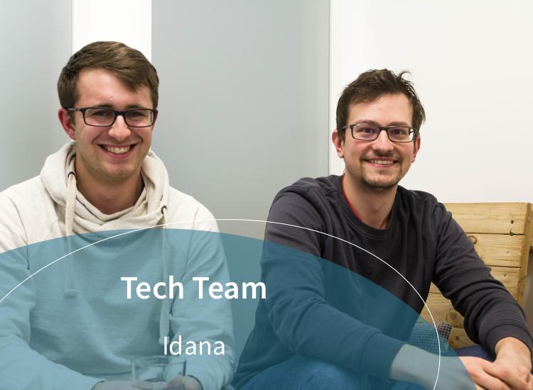 Idana - Entwicklerteam