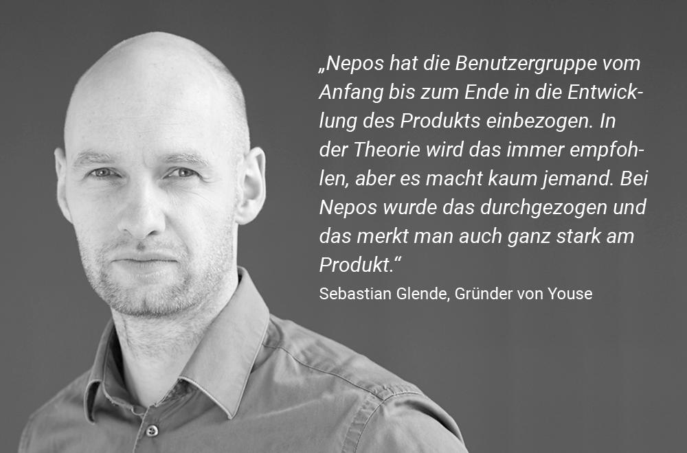 Nepos - Sebastian Glende