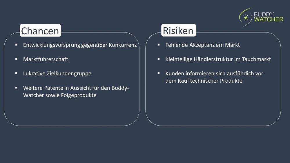 Buddy-Watcher - Chancen und Risiken