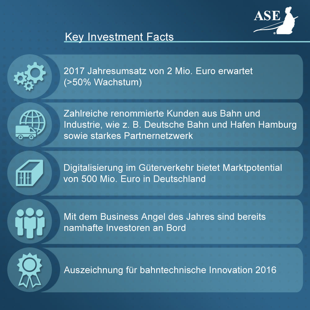 ASE - Key Investment Facts