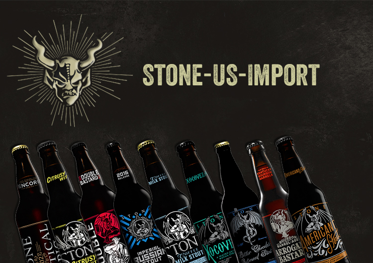 Stone-US-Import Beer Deluxe