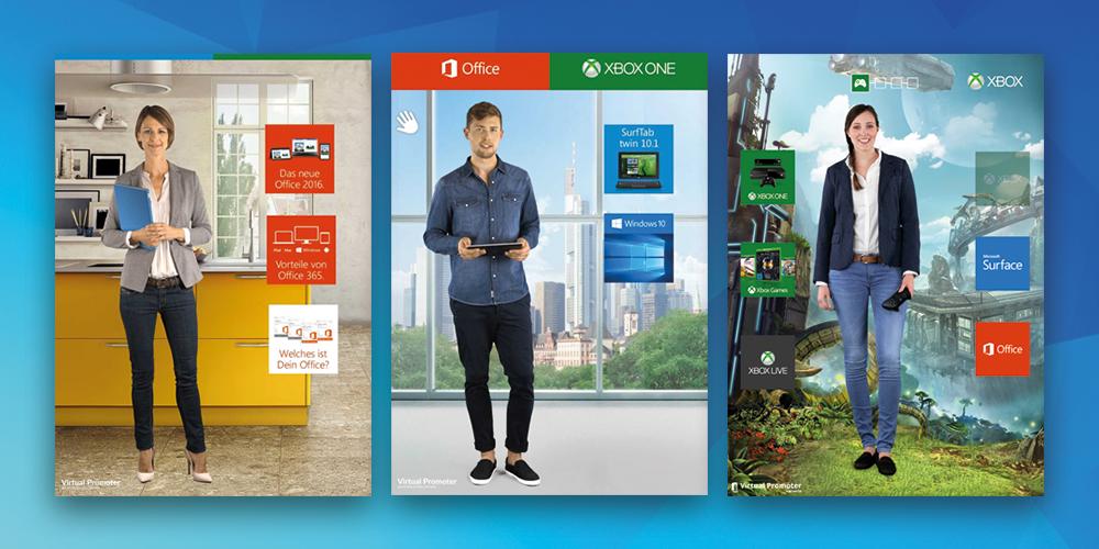 AMERIA - Microsoft App