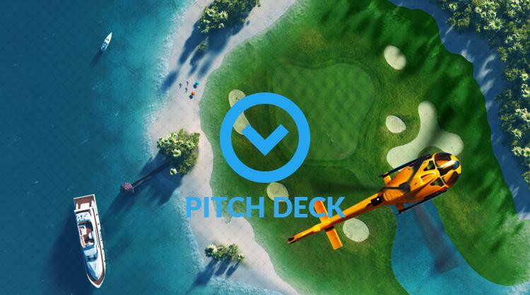 Zum Pitch Deck von golf4you