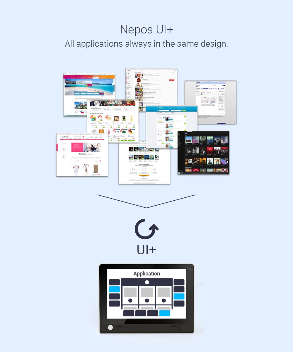 Nepos The UI+