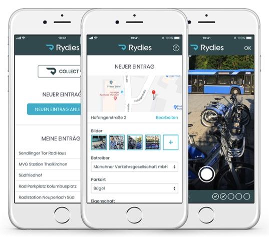 Rydies - Pilotprojekt Dortmund