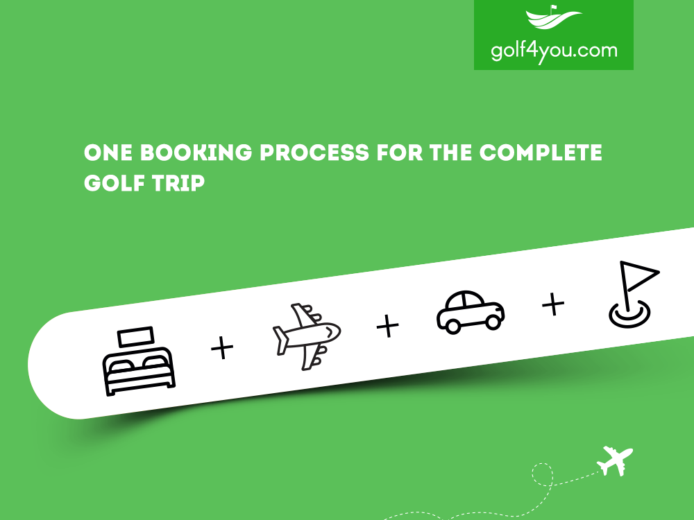 golf4you - one booking process